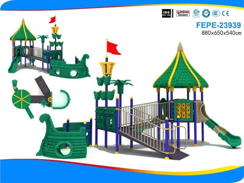 Playground per disabili Festopolis FEPE 23929