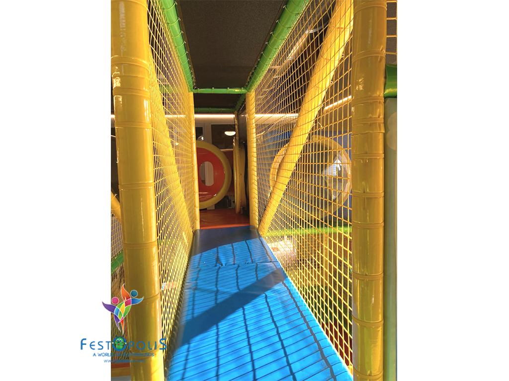 playground uso interno Wonderland Dinopolis FEPI 008 B 2