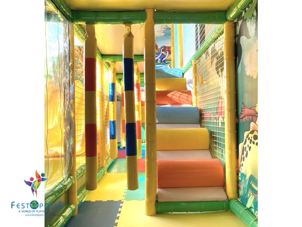 playground uso interno Wonderland Dinopolis FEPI 008 B 5