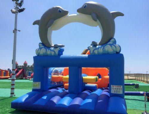 Gonfiabili Personalizzati: Il Successo Del Jump Sea