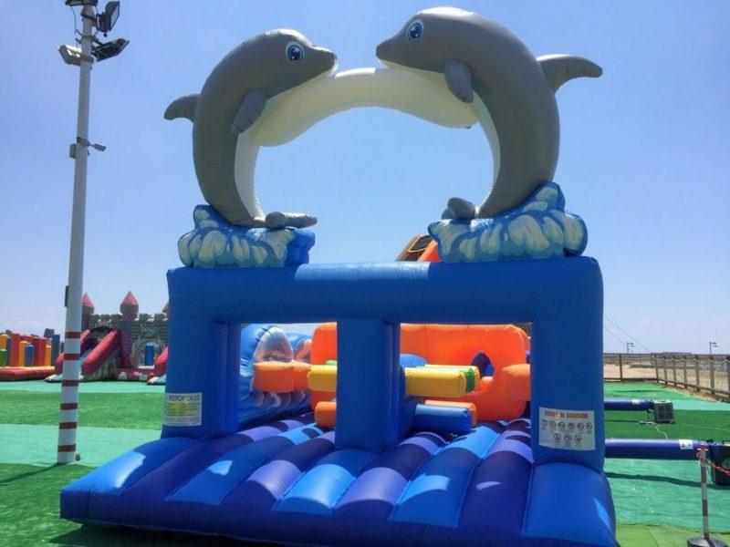 gonfabili personalizzati festopolis successo jump sea 1