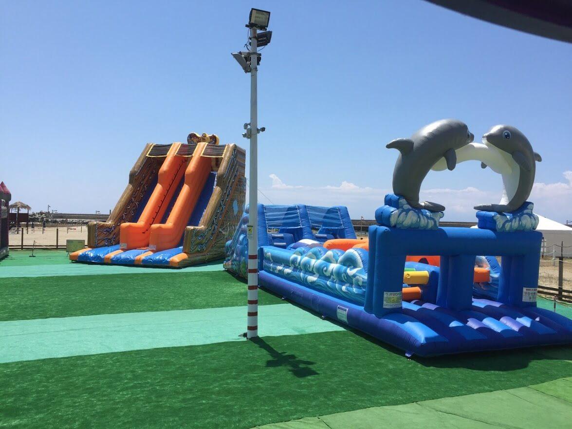 gonfabili personalizzati festopolis successo jump sea 5