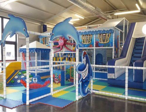 Scivoli Gonfiabili e Playground: Il Nostro Progetto Per Martiland