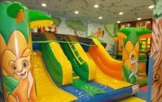 playground interno professionale hakuna matata 8