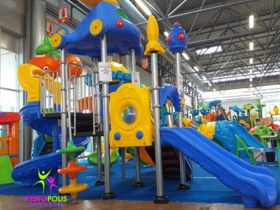 Playground in acciaio ELICOTTERO -1- FEPE-126