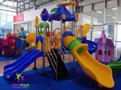 Playground in acciaio ELICOTTERO -2- FEPE-126