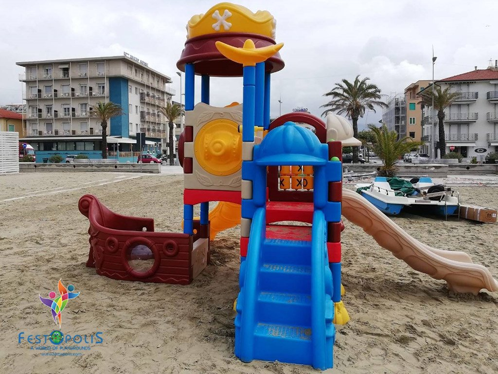 Playground Polietilene FEPE-502 10
