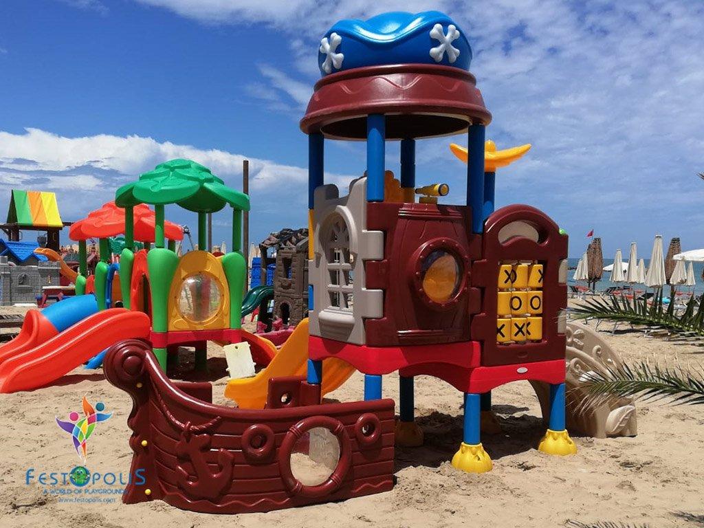 Playground Polietilene FEPE-502 11
