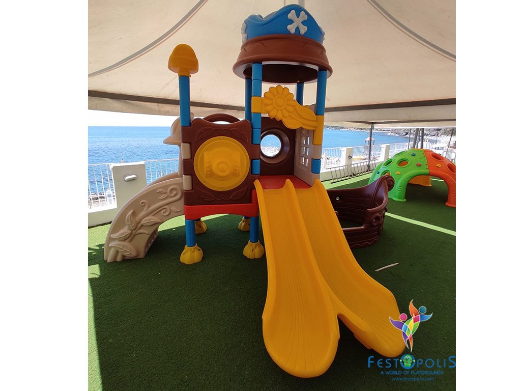 Playground Polietilene FEPE-502 12