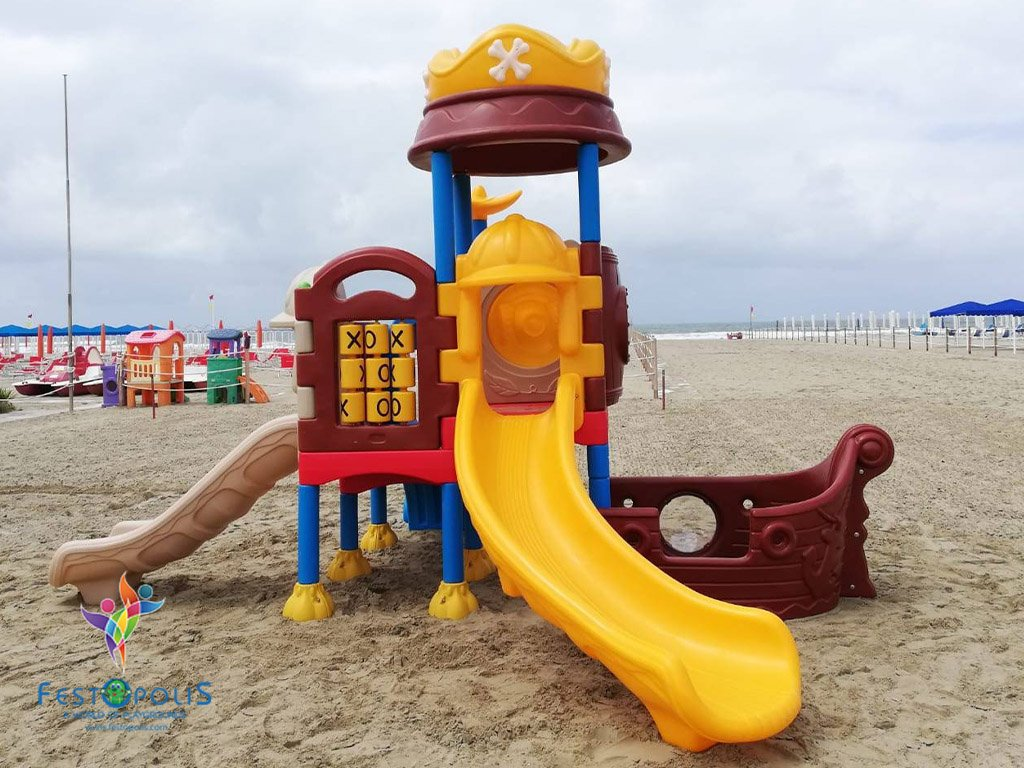Playground Polietilene FEPE-502 4