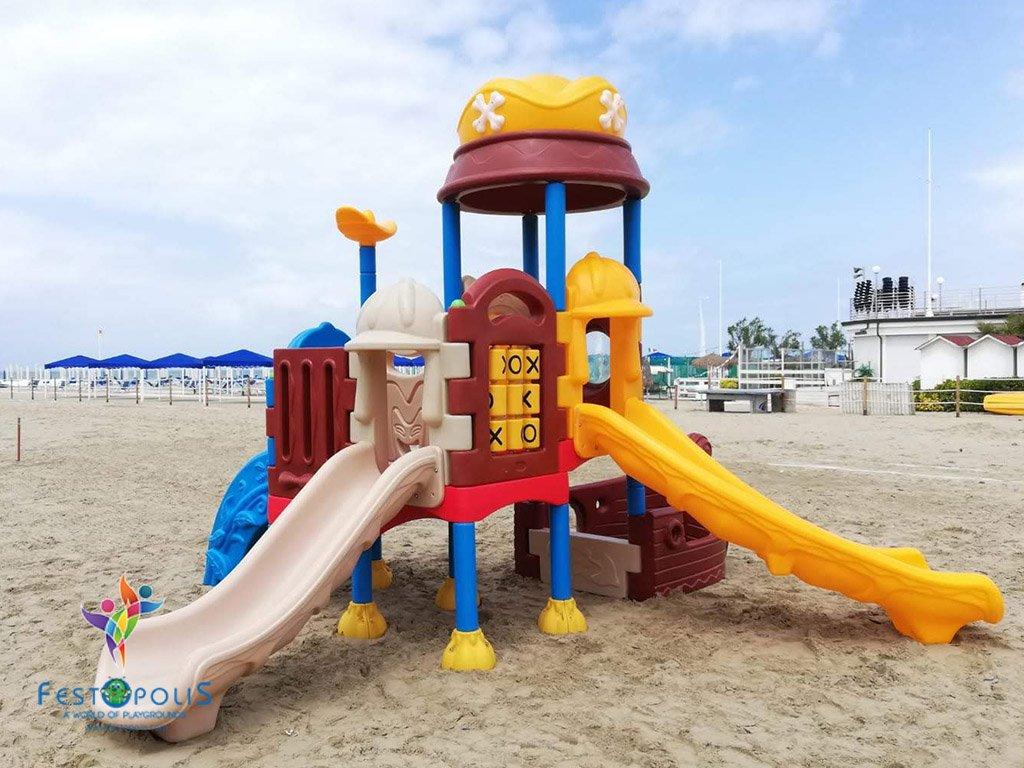 Playground Polietilene FEPE-502 5