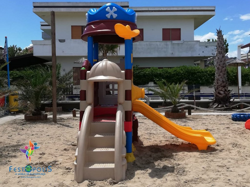 Playground Polietilene FEPE-502 7