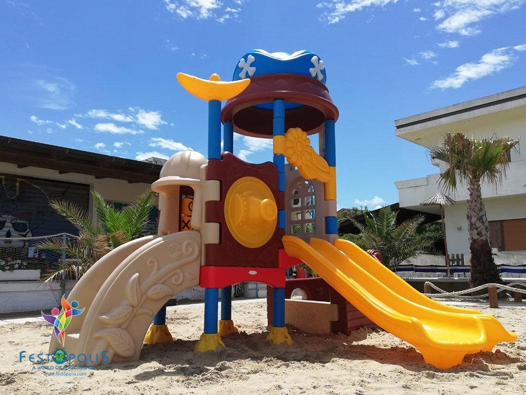 Playground Polietilene FEPE-502 8