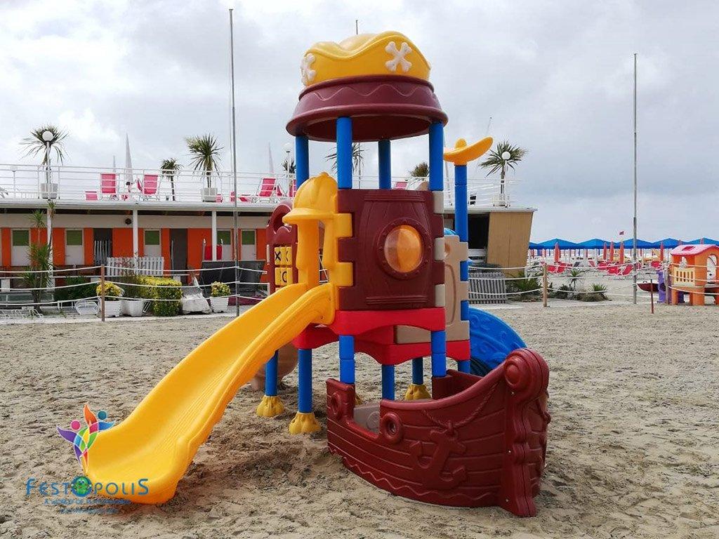 Playground Polietilene FEPE-502 9