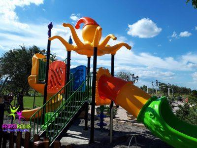 Playground uso esterno FEPE 14601 C 2