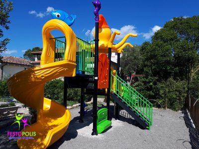 Playground uso esterno FEPE 14601 C 3
