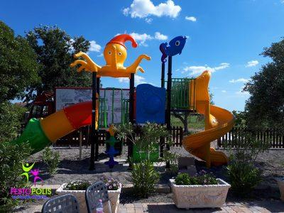 Playground uso esterno FEPE 14601 C 4