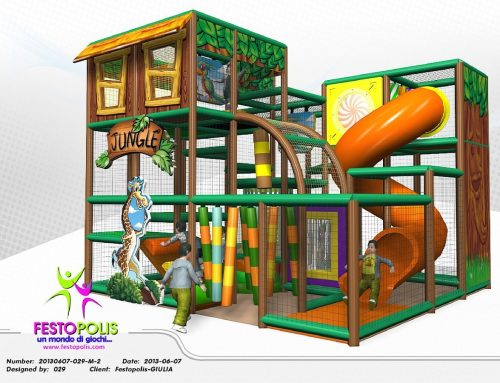 Playground Uso Interno Giulia FEPI-003