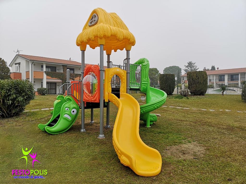 playground esterno capanna FEPE-011 1