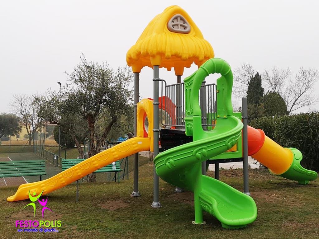 playground esterno capanna FEPE-011 2