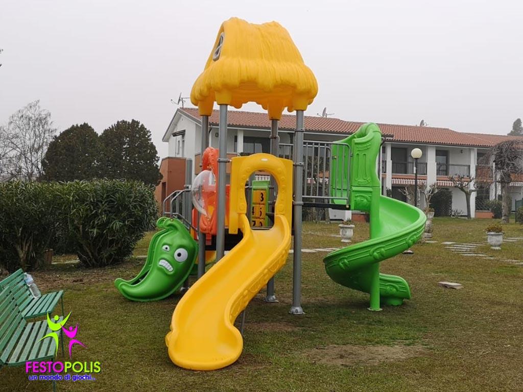 playground esterno capanna FEPE-011 3