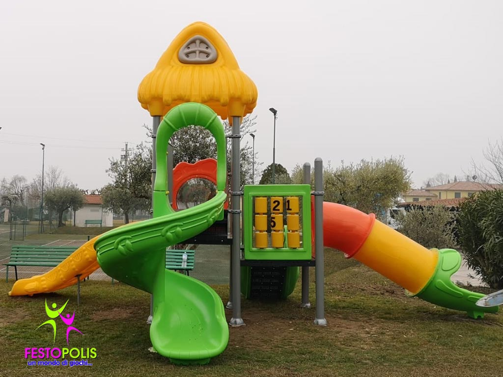 playground esterno capanna FEPE-011 4