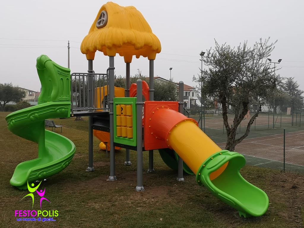 playground esterno capanna FEPE-011 5