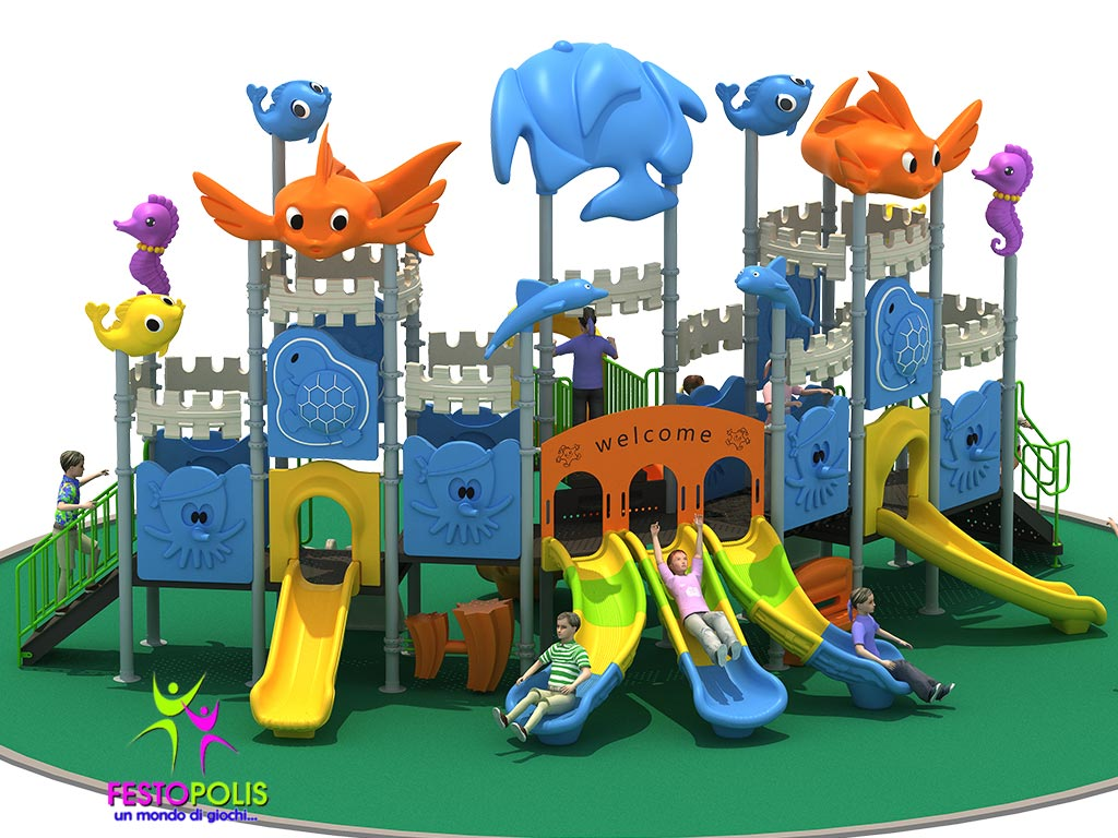 Playground Mare FEPE 17079A 5