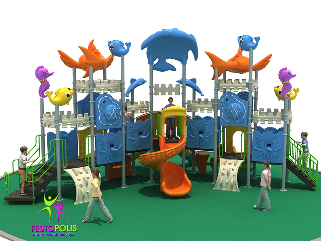 Playground Mare FEPE 17079A 6