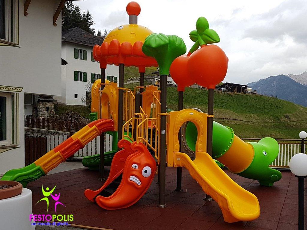 playground da esterno natura FEPE 19126 4