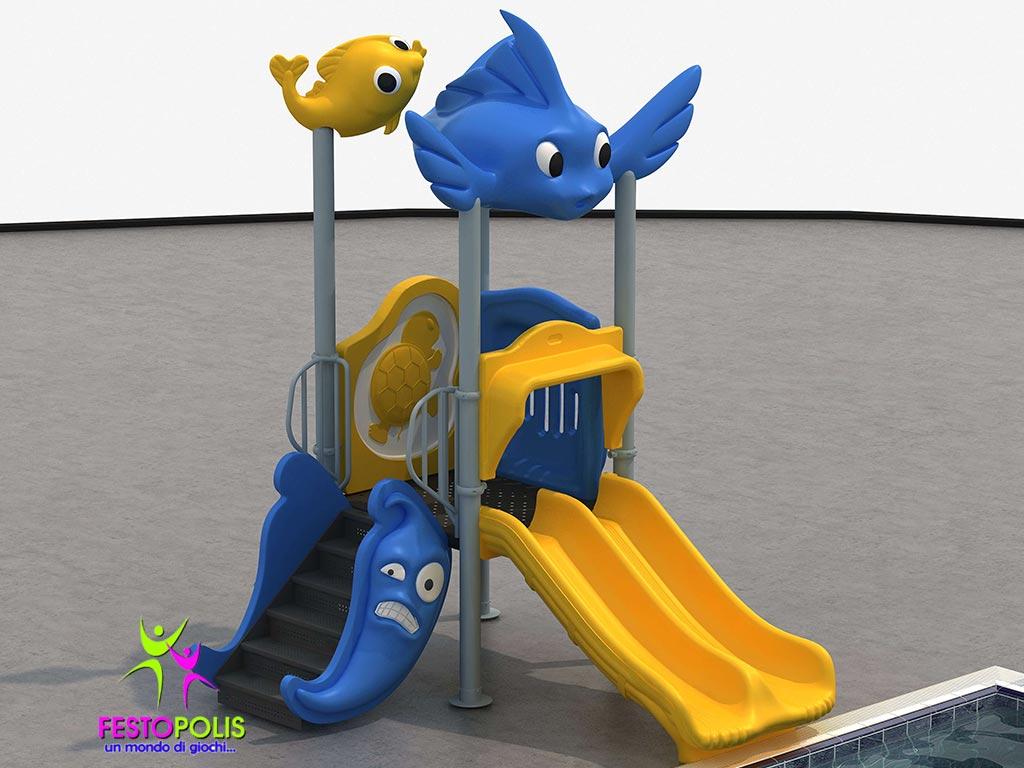Playground Pesciolino FEPE 150 1