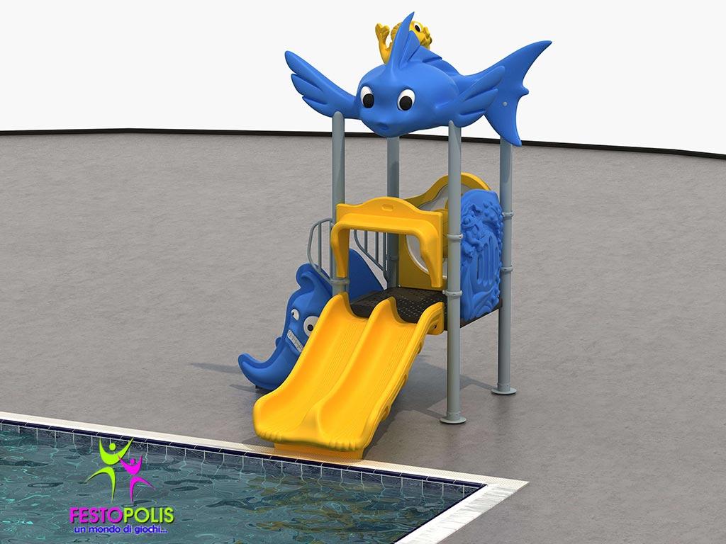 Playground Pesciolino FEPE 150 2