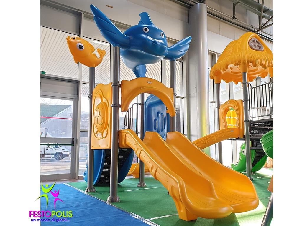 Playground Pesciolino FEPE 150 4