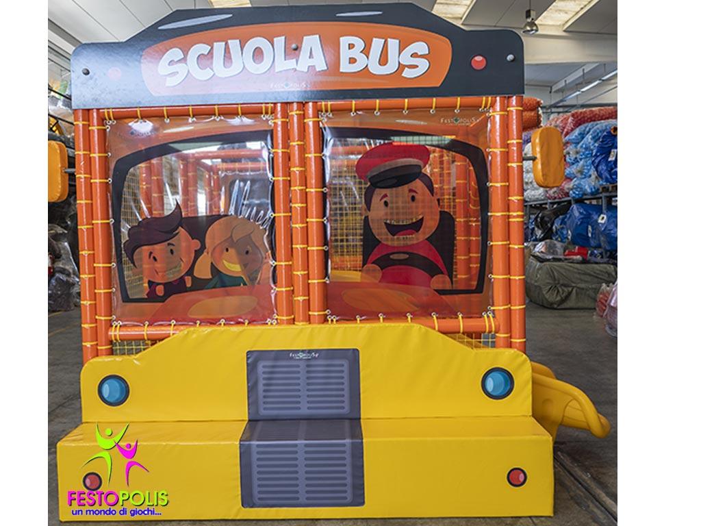 Playground Da Interno Scuola Bus FEPI 606 1