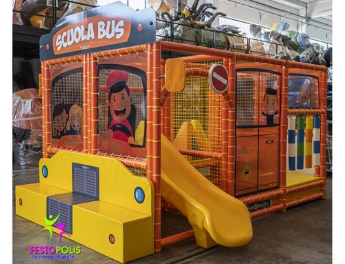 Playground Da Interno – Scuola Bus – FEPI-606