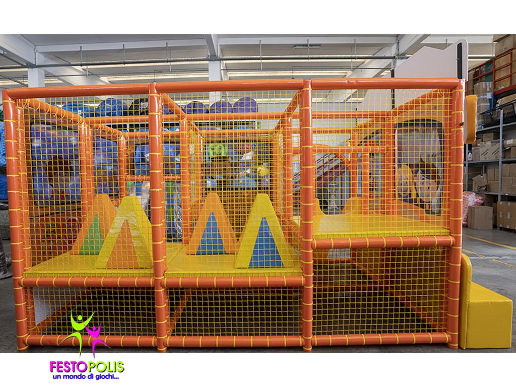 Fabbrica Playground Da Interno Scuola Bus FEPI 606 3