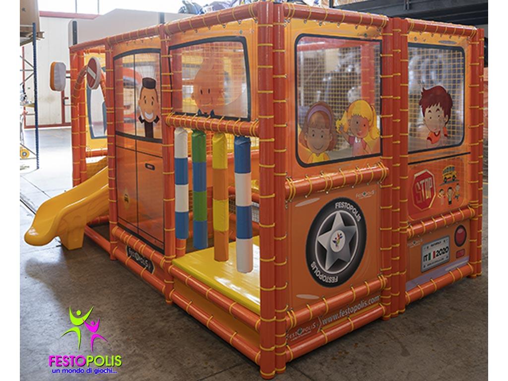 Gioco Interno Scuola Bus FEPI 606 5