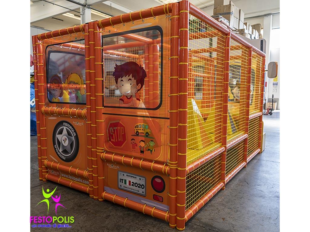 Playground Scuola Bus FEPI 606 6