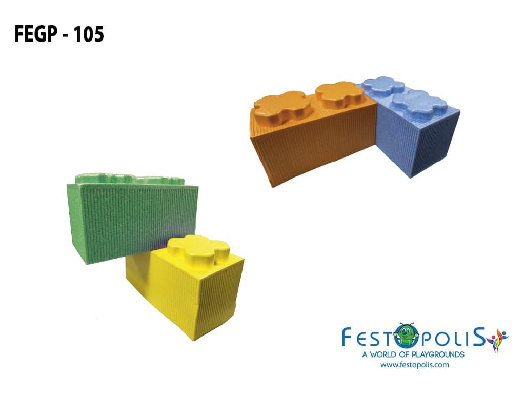 giochi morbidi per area soft costruzioni morbide bambini feas 105