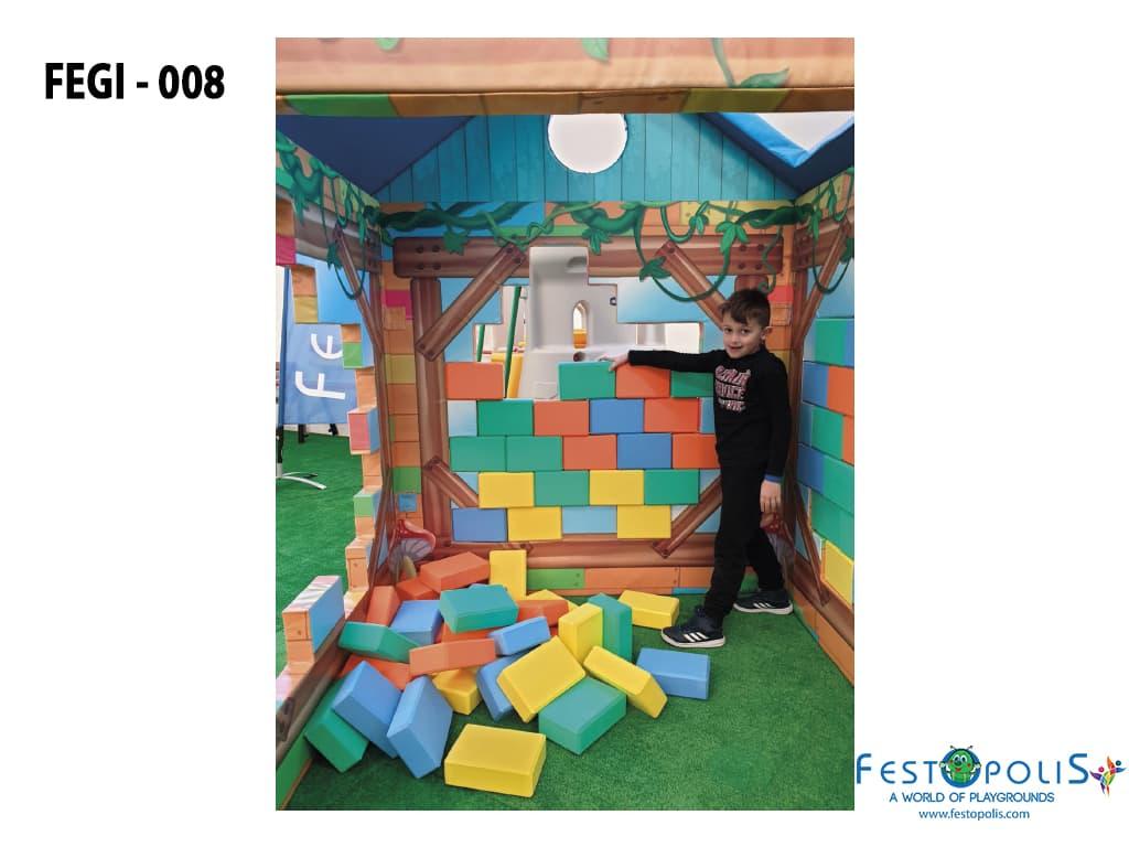 giochi morbidi per area soft gioco morbido costruisci casa fegi 008 3