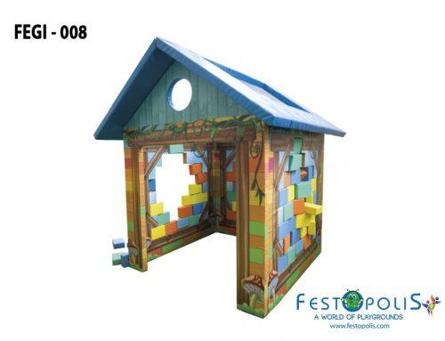 Gioco Morbido Costruisci La Tua Casa  FEGI-008