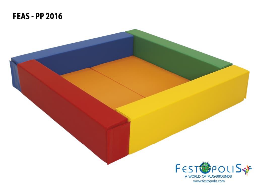 giochi morbidi per area soft piscina con palline bambini feas pp2014 feas pp2016