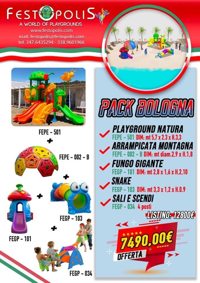 Offerta Business Pack Bologna