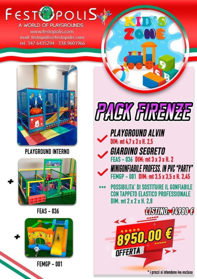 Offerta Business Pack Firenze