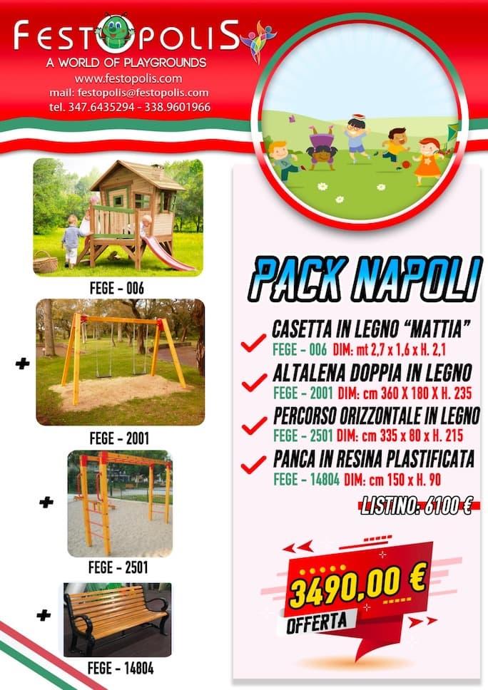 Offerta Business Pack Napoli