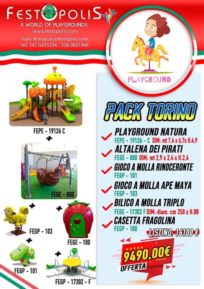Offerta Business Pack Torino