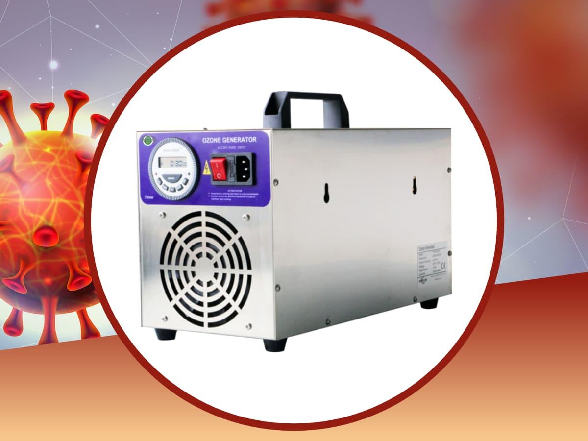 generatore di ozono portatile per sanificazione feoz 30000