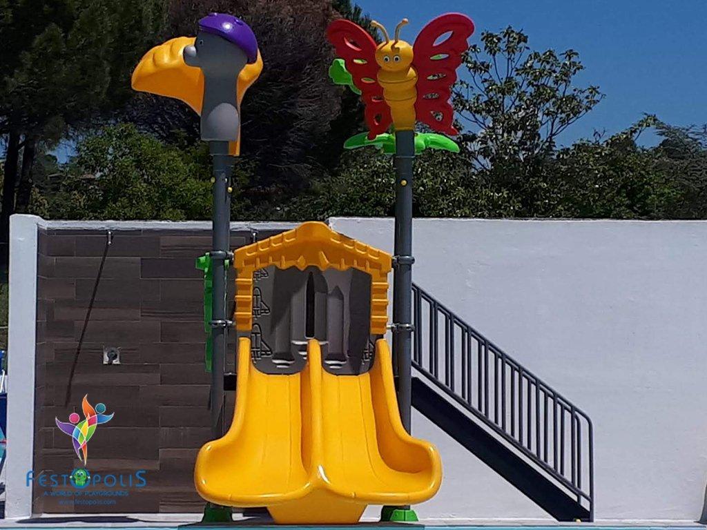 mini playground esterno natura FEPE-16444 1