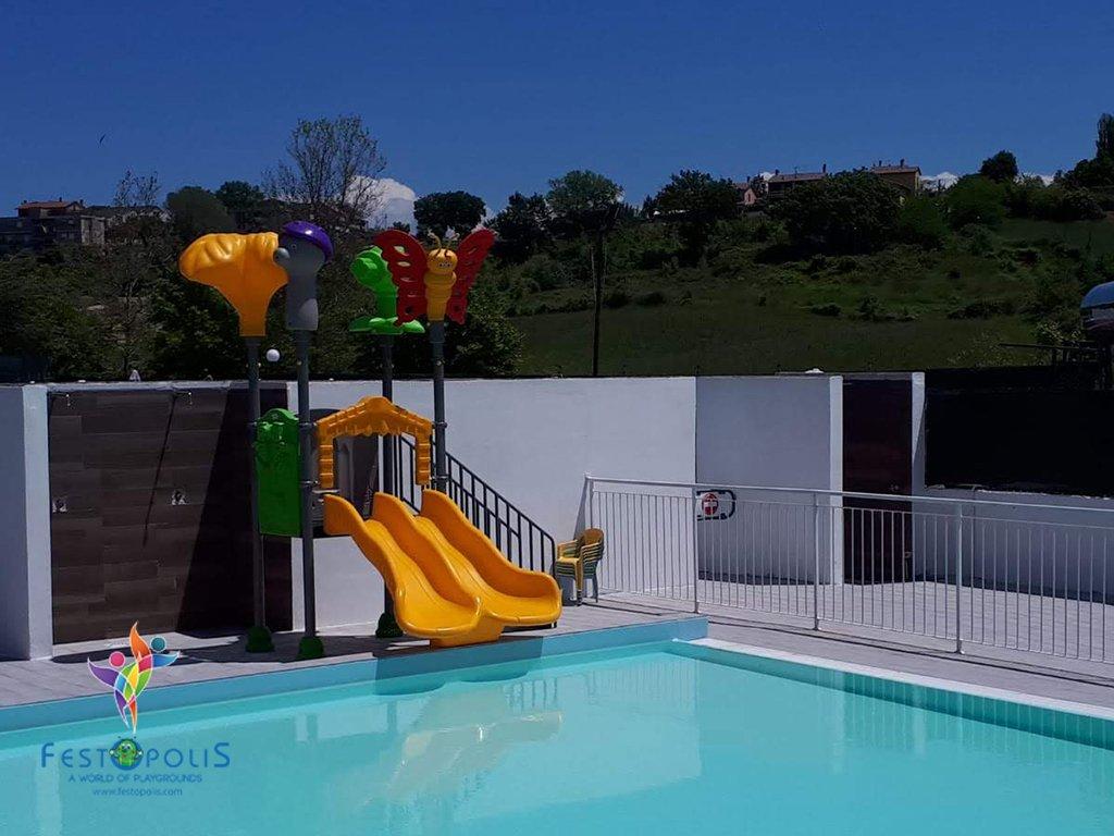 mini playground esterno natura FEPE-16444 2