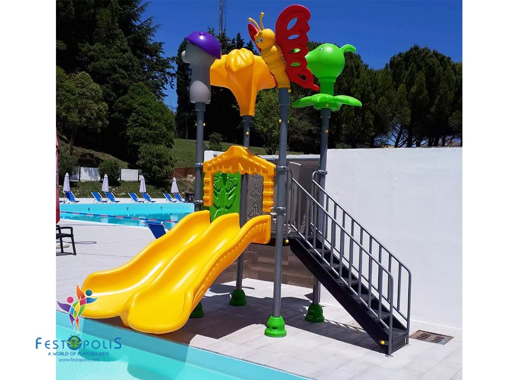 mini playground esterno natura FEPE-16444 3